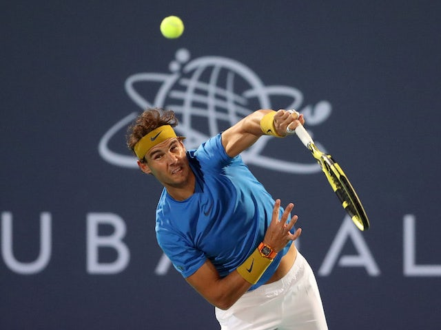 Nadal to test out new service action at Australian Open