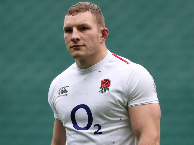 Sam Underhill: 'The pressure is on for England'