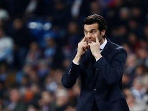 Real Madrid boss Santiago Solari tells his side to focus against Real Sociedad on January 6, 2019.