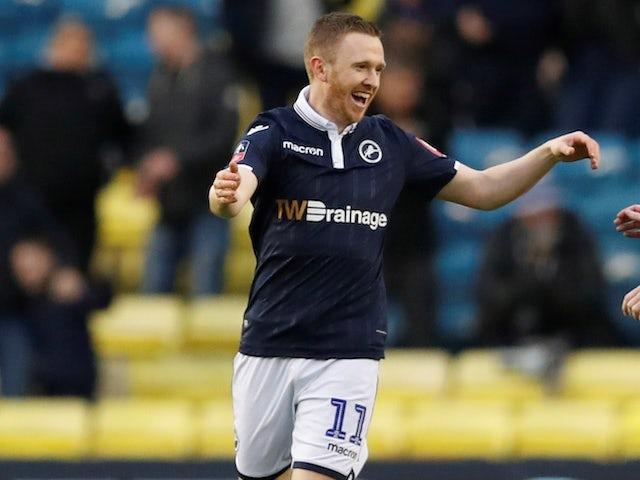 Result: Super-sub Shane Ferguson fires Millwall into fourth round