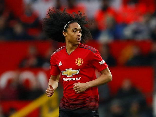 Image result for Tahith Chong (Manchester United)