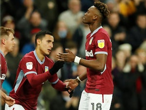 Tammy Abraham at the double as Villa salvage draw