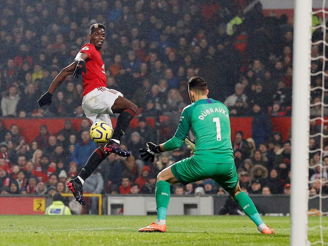 Gary Neville expects Pogba to leave Man United