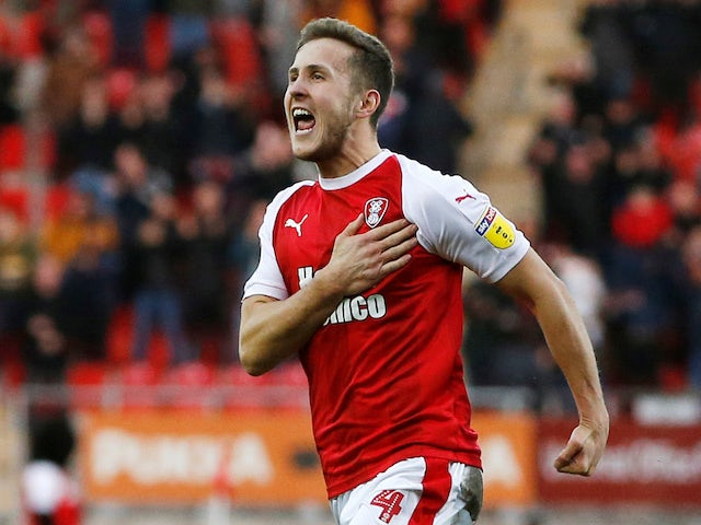 Result: Rotherham climb out of drop zone after win over Preston