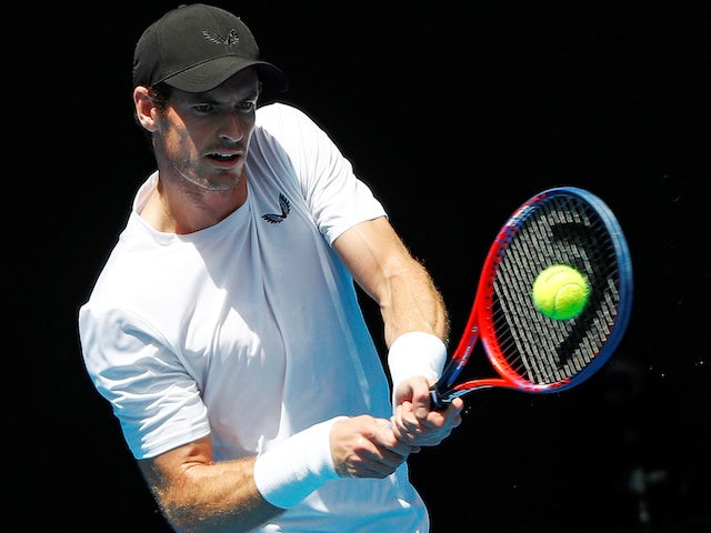 Andy Murray vows to do 'everything possible' to make Australian Open return