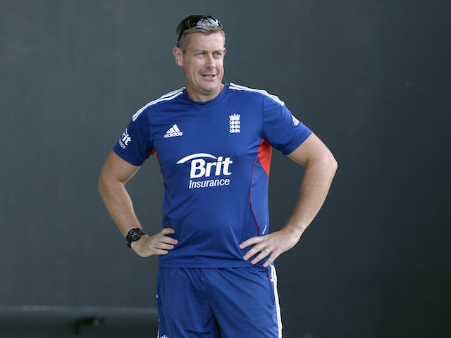 Ashley Giles suggests Dominic Sibley is in England picture