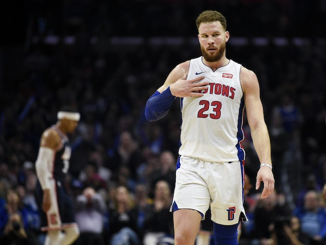 Result: Detroit Pistons end losing streak with win over Los Angeles Clippers