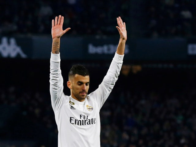 Spurs 'best placed' for Dani Ceballos