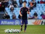 Barcelona's Denis Suarez pictured in April 2018