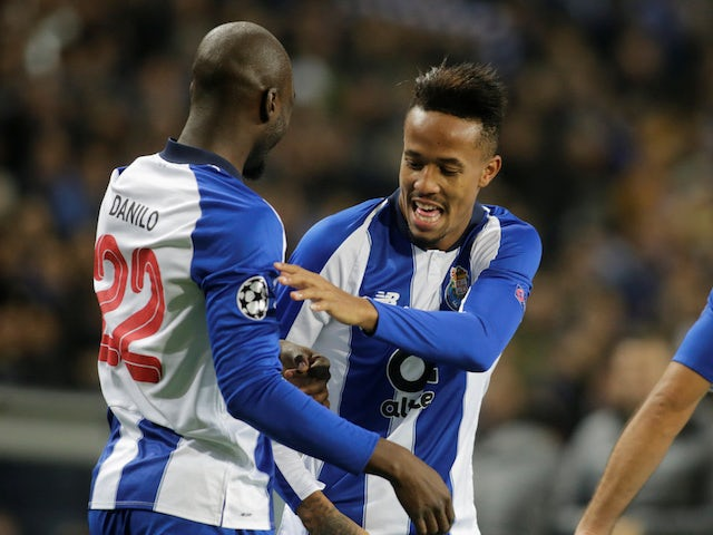 Video: Watch new Real Madrid signing Eder Militao in action