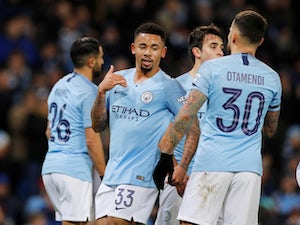 Ruthless Man City hit nine in EFL Cup demolition