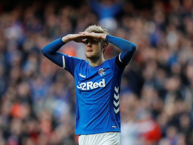 Joe Worrall: Rangers' Old Firm win was 'a weight off the shoulders'