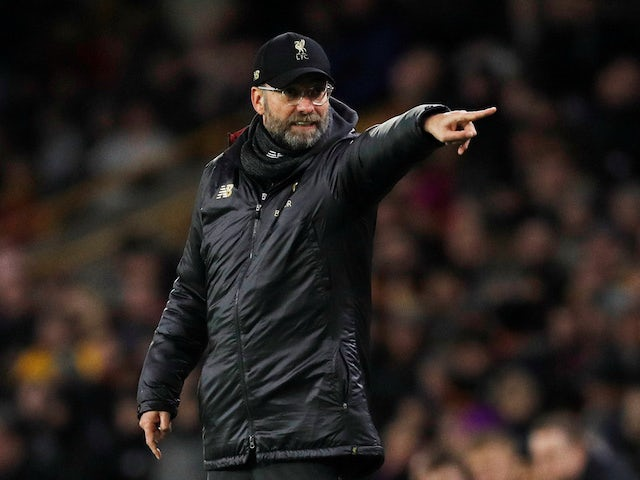 No advantage to FA Cup exit – Jurgen Klopp