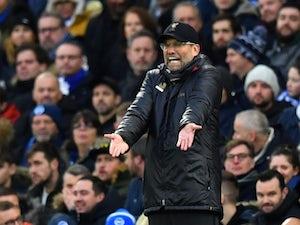 Jurgen Klopp hails 'mature' Liverpool after bounce-back victory