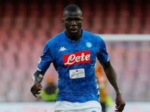 Napoli defender Kalidou Koulibaly pictured in September 2018