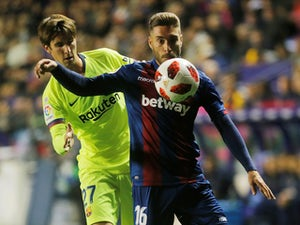 Live Commentary: Levante 2-1 Barcelona - as it happened