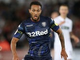 Lewis Baker in action for Leeds United on August 21, 2018
