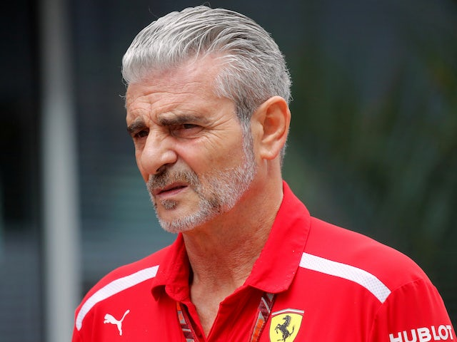 Mekies favourite to replace Ferrari's Binotto