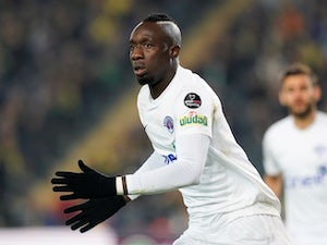 Aston Villa 'in talks with Mbaye Diagne'