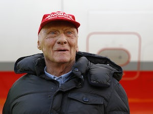 Another health setback for Lauda