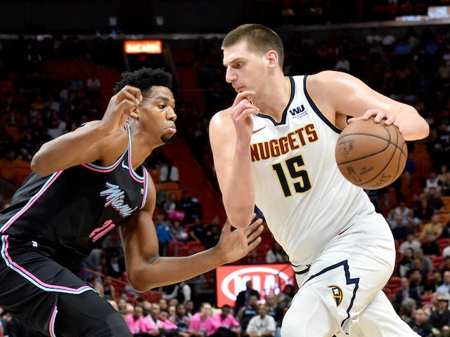 Result: Nikola Jokic leaves it late to secure victory for Denver Nuggets