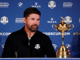 Padraig Harrington is unveiled as Team Europe's 2020 Ryder Cup captain on January 8, 2019