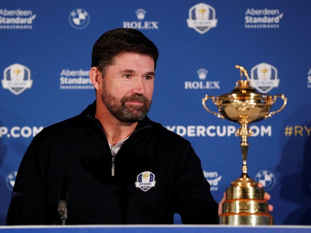 Padraig Harrington keen for Ryder Cup to go ahead despite coronavirus uncertainty