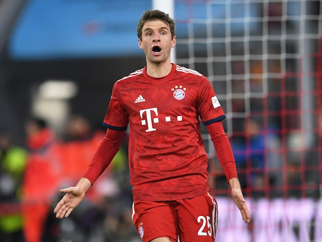 Man Utd, Liverpool interested in Muller?