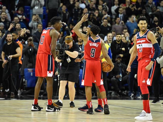Result: Wizards win in London after dramatic late finish at the O2