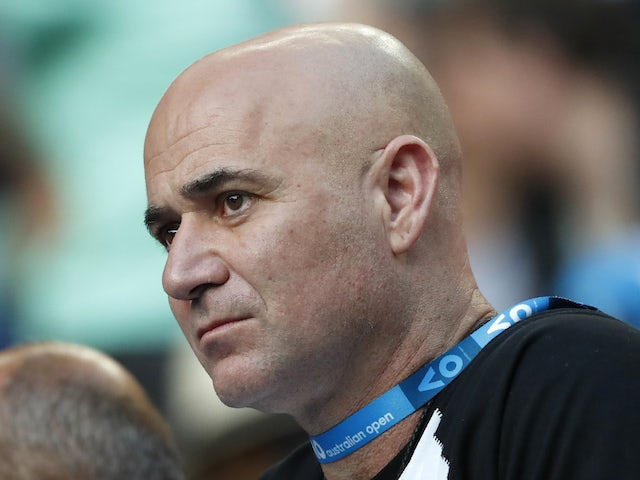 On This Day: Andre Agassi announces plans to retire from tennis