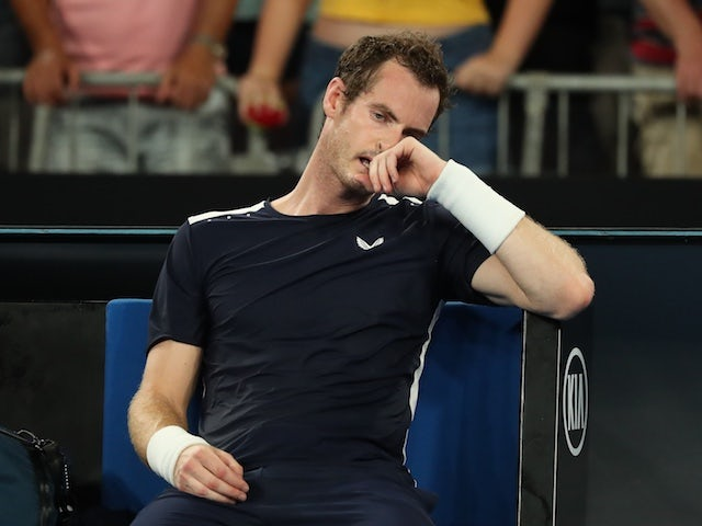 Andy Murray expecting to face brother Jamie at Queen's Club
