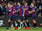 How Barcelona could line up against Real Valladolid
