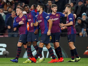 How Barcelona could line up against Rayo