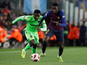 Agent: 'Dembele not joining Bayern Munich'
