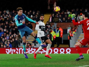 Live Commentary: Fulham 1-2 Tottenham - as it happened