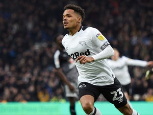 Duane Holmes off the mark as Derby beat Reading