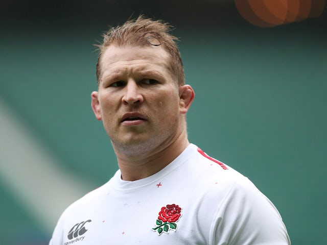 Courtney Lawes, Chris Robshaw lead tributes to retiring Dylan Hartley