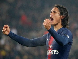 Cavani steps up PSG recovery ahead of Madrid game?
