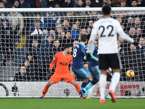 An own goal and glaring misses – Llorente replaces Kane and has day to forget