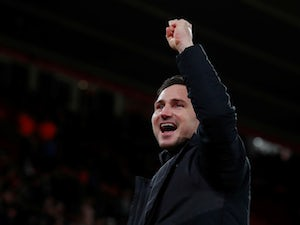 Frank Lampard: Derby players deserved moment in spotlight