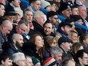 A Jan Siewert lookalike in the crowd during the Premier League clash between Huddersfield and Manchester City on January 20, 2019