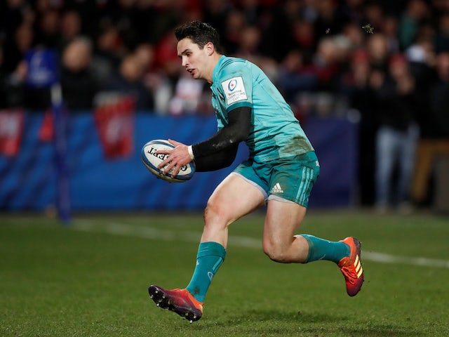 Result: Munster edge past Exeter to reach Champions Cup quarter-finals