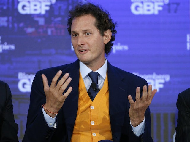 Ferrari president Elkann 'doesn't like racing'