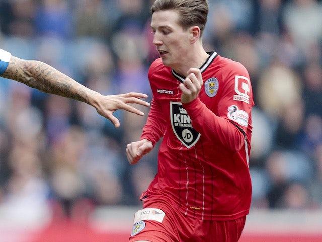 Kyle McAllister, Calum Waters eye St Mirren debuts