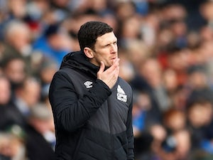 Huddersfield appoint Mark Hudson as caretaker manager