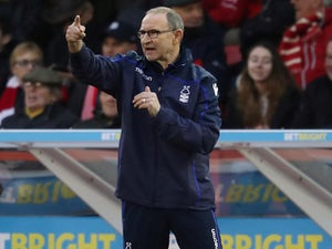 O'Neill admits defeat in first game as Forest boss was a 'learning curve'