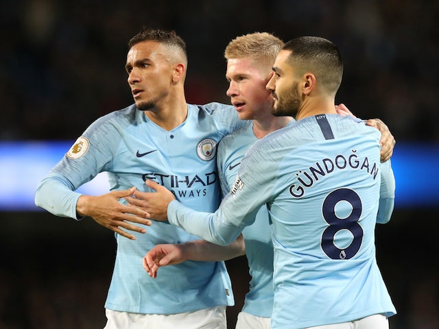 Live Commentary: Man City 3-0 Wolves - as it happened