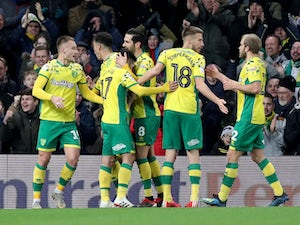 Canaries climb to second in Championship with win over Birmingham