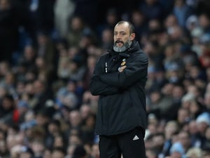 Nuno insists Wolves will not rush into January signings for the sake of it