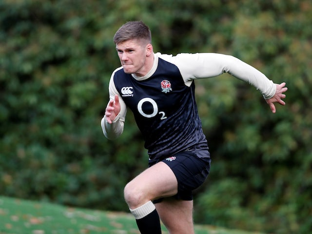 England consider options as Farrell undergoes thumb surgery